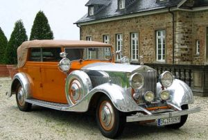 Rolls-Royce Phantom II Star of India