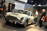 Revealed: the DB5's starring role inSkyfall